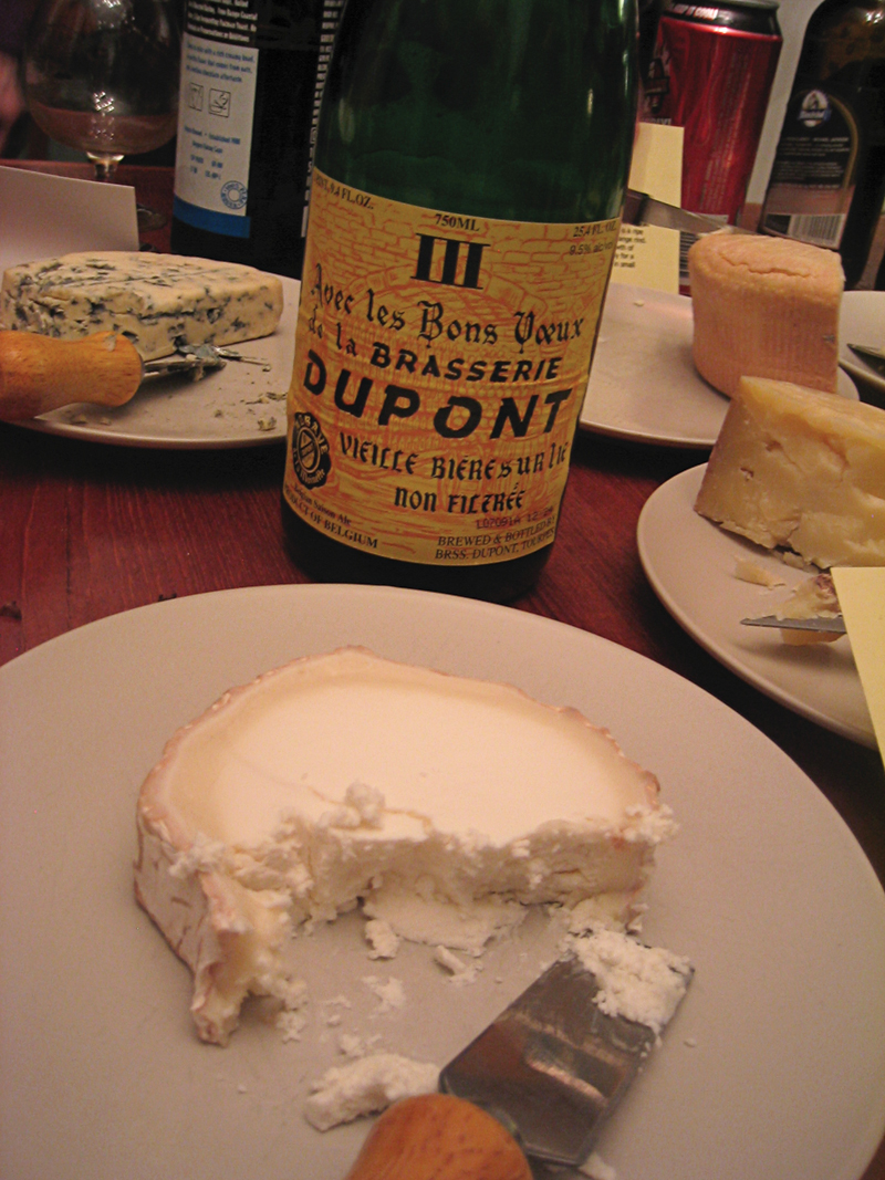 Beer Magazine–Beer and Cheese Pairing