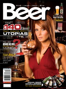 Beer Magazine March/April 2008 (Issue #3)